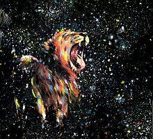 the lion sleeps no more by Matthew Scotland