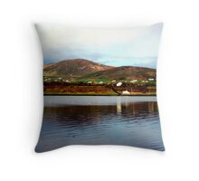 Over The Causeway Throw Pillow