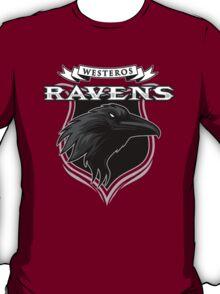 Westeros Ravens- Game of Thrones Shirt T-Shirt