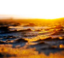 mountains made of sand by BriteFuture