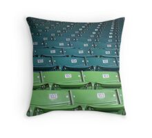 Wrigley Field Seats Throw Pillow