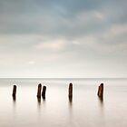 Ayrshire coast seascape by Grant Glendinning