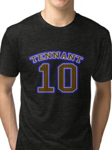 Tennant Team Shirt Tri-blend T-Shirt