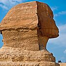 The Great Sphinx of Giza by eddiechui