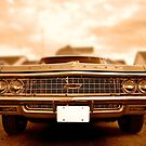 67 Impala by Andre Faubert