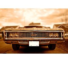 67 Impala Photographic Print