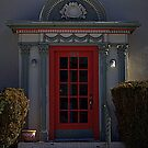 Orange Doorway by Soulmaytz