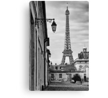 Champs de Mars Canvas Print