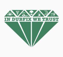Dubfixx Diamond Green One Piece - Long Sleeve