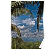 Costa Rica. Manuel Antonio National Park. Poster