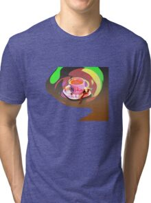 T-shirt coffee Tri-blend T-Shirt