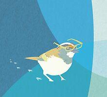 Bird Nerd by AdamofLark