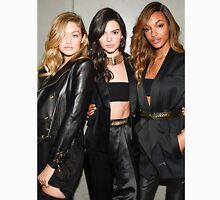 #modelonduty Kendall Jenner, Gigi Hadid, Jourdan Dunn Unisex T-Shirt