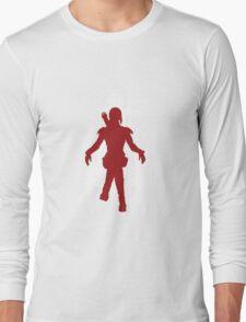 Vector Katniss Long Sleeve T-Shirt
