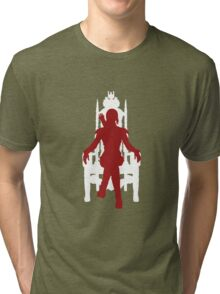 Vector Katniss Tri-blend T-Shirt