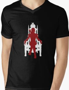 Vector Katniss Mens V-Neck T-Shirt
