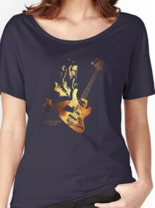 Jaco Pastorius in Memoriam Women's Relaxed Fit T-Shirt
