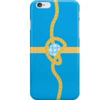 Tying the Knot iPhone Case/Skin