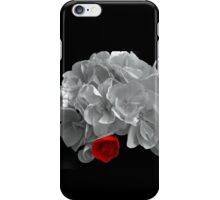 A Touch Of Red iPhone Case iPhone Case/Skin