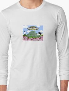 Ben & Jerry's & Zombies Long Sleeve T-Shirt