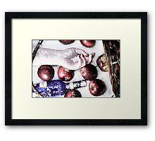 How to Kill Snow White Framed Print