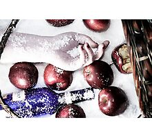 How to Kill Snow White Photographic Print