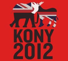 KONY 2012 - Poster Design v4 [HQ] [British Edition] by Dope Prints