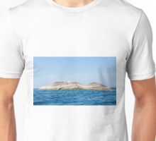 Rock in the ocean on the Andaman Sea Unisex T-Shirt