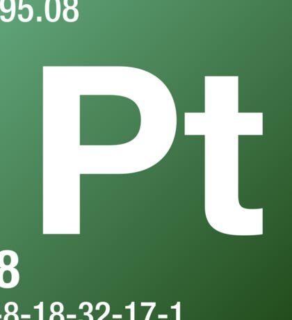 Element Platinum Sticker