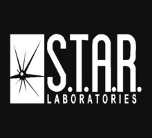 STAR LABS Kids Tee
