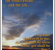 The Resurrection by Glenn McCarthy