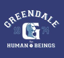 Greendale Human Beings T-Shirt by Up Top Tees