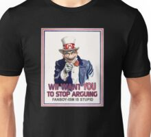 Uncle Mario Unisex T-Shirt