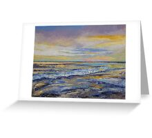 Shores of Heaven Greeting Card
