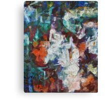 Lonely Lonely Heart Canvas Print