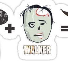 Walker Texas Ranger Walker Sticker