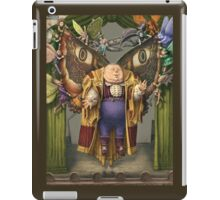 Rubenstrude The Actor iPad Case/Skin
