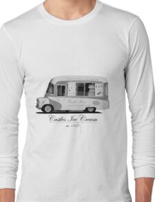 Castles Ice Cream est. 1843 Long Sleeve T-Shirt