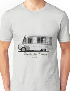 Castles Ice Cream est. 1843 Unisex T-Shirt