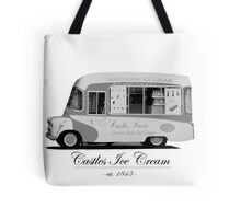 Castles Ice Cream est. 1843 Tote Bag