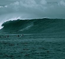 CloudBreak wave goes unridden by Andrew  MCKENZIE