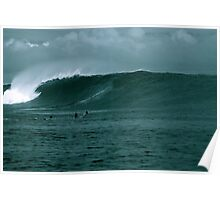 CloudBreak wave goes unridden Poster