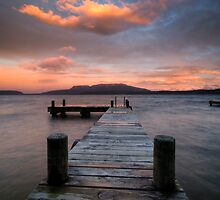Tarawera, Fresh Off the Camera by Michael Treloar