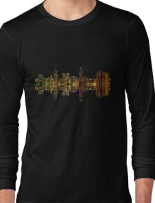 Brisbane QLD Long Sleeve T-Shirt