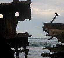 Rusted Beauty by lindsaygag