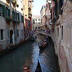 Venice Canal Gondola Ride by taryn88