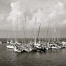 harbour of Jurmo by Jari Hudd