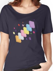 My Little Pony - Mane Six Abstraction II Women's Relaxed Fit T-Shirt