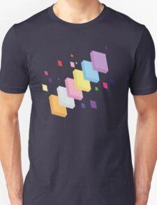 My Little Pony - Mane Six Abstraction II Unisex T-Shirt