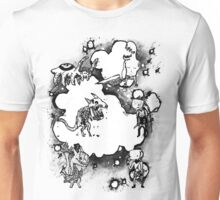 Dudes and Monsters Unisex T-Shirt